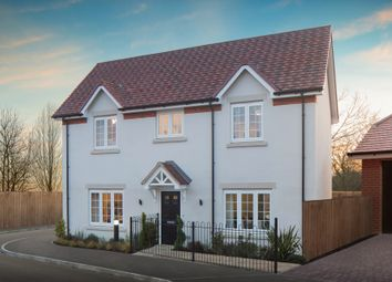 """Thumbnail 4 bedroom detached house for sale in """"Nessvale"""" at Chaloner Way, Newmarket"""
