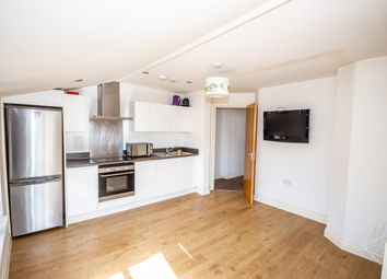 Thumbnail 1 bed flat to rent in Whitefield Terrace, Greenbank Road, Plymouth