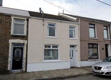 Thumbnail 3 bed terraced house for sale in Station Street, Maesteg