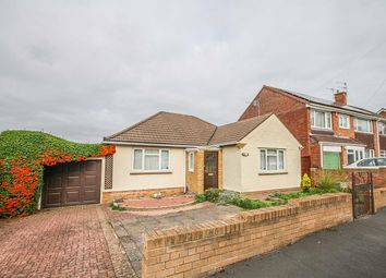 Thumbnail 3 bed detached bungalow for sale in Wingfield Road, Lower Knowle, Bristol