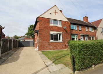 Thumbnail 2 bedroom end terrace house for sale in Ridgeway Drive, Sheffield