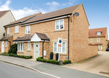 Thumbnail 3 bed semi-detached house for sale in Hepburn Crescent, Oxley Park, Milton Keynes, Bucks