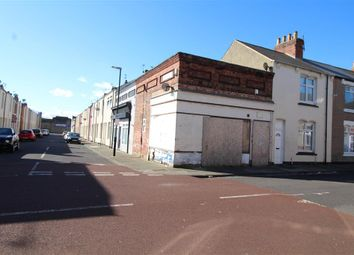 Thumbnail 1 bed end terrace house for sale in Cornwall Street, Hartlepool