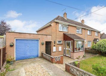 Thumbnail 3 bed semi-detached house for sale in Huntick Estate, Lytchett Matravers, Poole