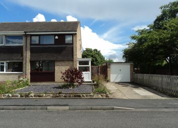 Thumbnail 3 bed semi-detached house to rent in Kilmarnock Road, Darlington