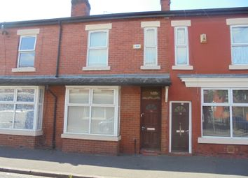 Thumbnail 3 bed terraced house for sale in Beresford Street, Manchester, Greater Manchester