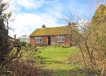Thumbnail 3 bed detached bungalow for sale in Pilgrims Lane, Chilham, Canterbury