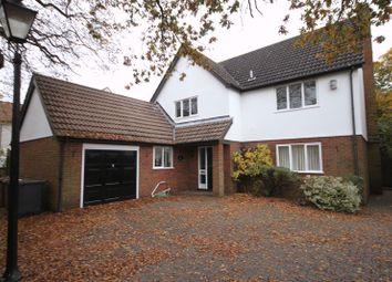Thumbnail 4 bedroom detached house to rent in Heath Lane, Hertford Heath, Hertford