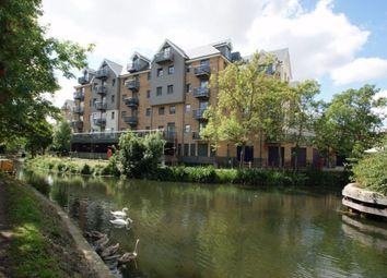 Thumbnail 1 bed flat to rent in Riverside, Bishop's Stortford