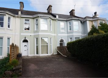 Thumbnail 4 bedroom terraced house for sale in Clarendon Close, Torquay