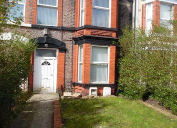 Thumbnail 1 bedroom flat to rent in Laurel Road, Fairfield, Liverpool