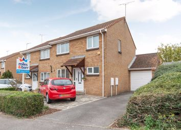 Thumbnail 3 bed semi-detached house for sale in Crundale Way, Cliftonville, Margate