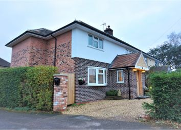 Thumbnail 4 bed semi-detached house for sale in Stanhope Way, Bingham