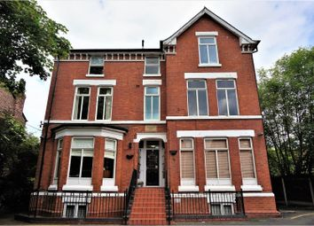Thumbnail 2 bed flat for sale in 12 Whitelow Road, Manchester