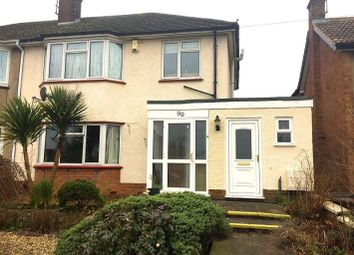 Thumbnail 1 bed flat to rent in Booth Lane South, Boothville, Northampton