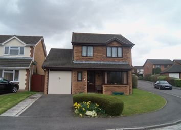 Thumbnail 3 bed detached house to rent in Cyprus Road, Hatch Warren, Basingstoke