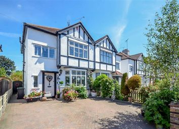 Thumbnail 3 bed semi-detached house for sale in Hampton Gardens, Southend On Sea, Essex