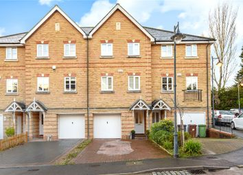 Thumbnail 4 bed town house for sale in Montague Hall Place, Bushey