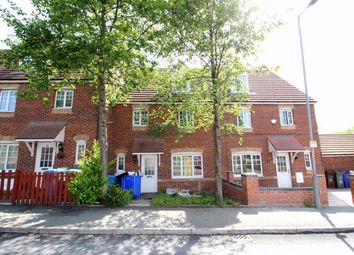 Thumbnail 4 bedroom town house to rent in Charminster Drive, Crumpsall, Manchester