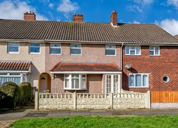 Thumbnail 3 bedroom terraced house for sale in Kelvin Place, Walsall