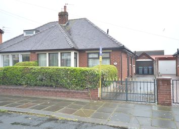Thumbnail 2 bed semi-detached bungalow for sale in Linfield Terrace, Blackpool
