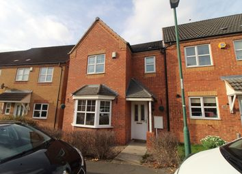 Thumbnail 3 bed end terrace house for sale in Edmonstone Crescent, Nottingham