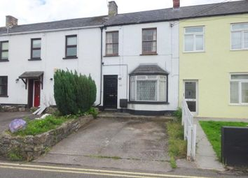 Thumbnail 2 bed terraced house for sale in Newport Road, Caldicot