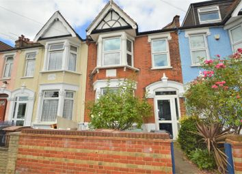Thumbnail 3 bed terraced house to rent in Grove Park Avenue, London