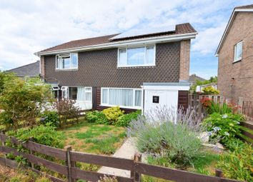 Thumbnail 2 bed semi-detached house for sale in Johnson Close, Bere Alston, Yelverton