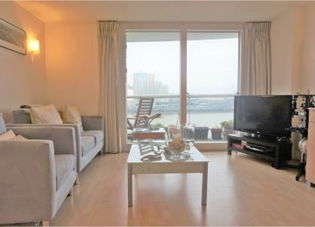 Thumbnail 1 bed flat for sale in 164 Blackwall Way, London