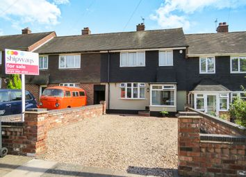 Thumbnail 3 bedroom terraced house for sale in Gorsefield Road, Shard End, Birmingham