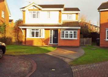 Thumbnail 4 bed detached house for sale in Green Park, Parklands, Wallsend