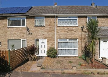 Thumbnail 3 bedroom terraced house for sale in Leewood Crescent, Norwich, Norfolk