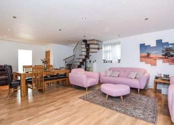 Thumbnail 4 bed detached house for sale in Abercorn Road, London