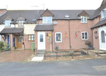 Thumbnail 2 bed terraced house for sale in Hawthorn Way, Northway, Tewkesbury, Gloucestershire