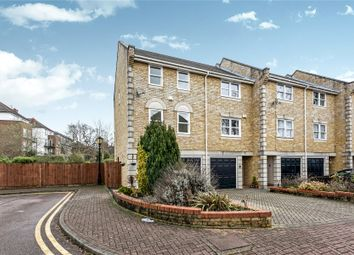 Thumbnail 3 bed end terrace house for sale in Vicarage Drive, Beckenham