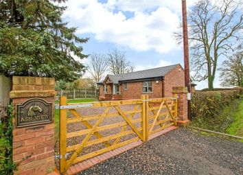 Thumbnail 3 bed detached bungalow for sale in Church Road, Bradley Green, Redditch