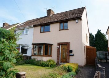 Thumbnail 3 bed semi-detached house for sale in Holway Road, Taunton