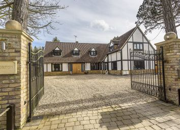 Thumbnail 5 bed detached house for sale in Tydcombe Road, Warlingham