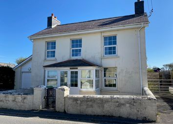 Thumbnail 4 bed property for sale in Maenygroes, New Quay