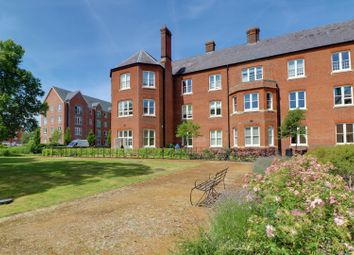 Thumbnail 3 bed flat for sale in Faringdon Court, Cholsey, Wallingford