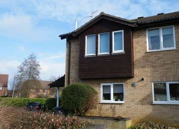 Thumbnail 2 bedroom end terrace house to rent in Sunnymead, Werrington, Peterborough