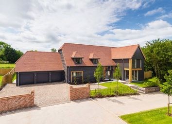 Thumbnail 5 bedroom detached house for sale in Stowhill, Childrey, Wantage