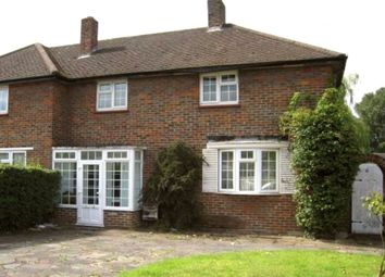 Thumbnail 3 bed semi-detached house to rent in Berens Road, Orpington