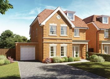 Thumbnail 5 bedroom detached house for sale in The Woodlands Collection At Kingswood, Kings Ride Ascot