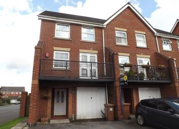 Thumbnail 4 bed end terrace house for sale in Rollesby Gardens, St. Helens, Merseyside