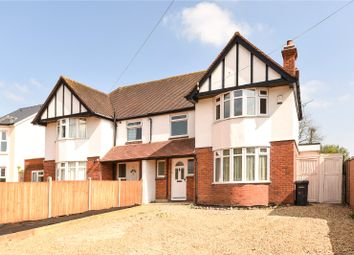 Thumbnail 4 bedroom semi-detached house for sale in Basingstoke Road, Reading, Berkshire