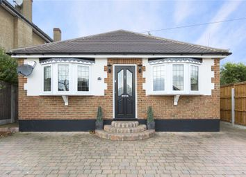 Thumbnail 2 bedroom detached bungalow for sale in Foxhall Road, Upminster
