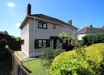Thumbnail 2 bed semi-detached house for sale in Heol Elfed, Llanelli