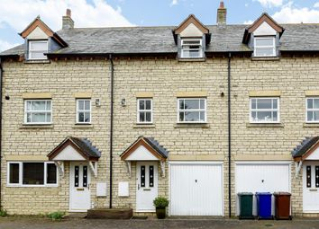 Thumbnail 3 bed town house for sale in Bure Park, Bicester